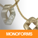 Monoform Pendants